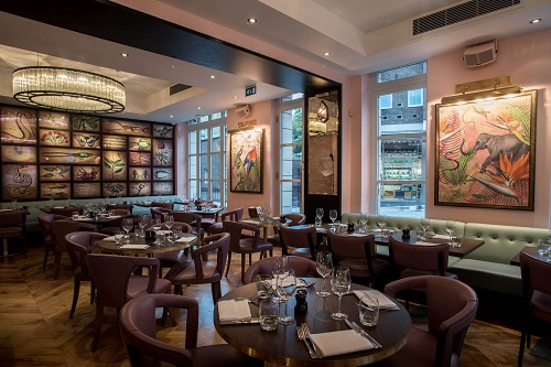 Book The Botanist Sloane Square in Central London - Best Venues London