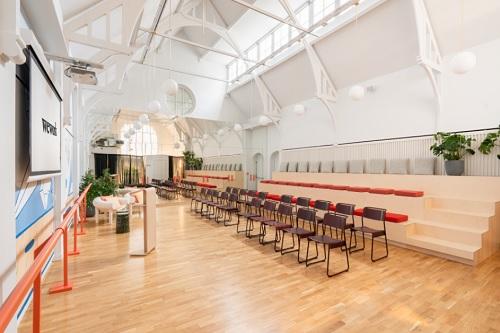 The Chapel & Speakeasy London - Best Venues London