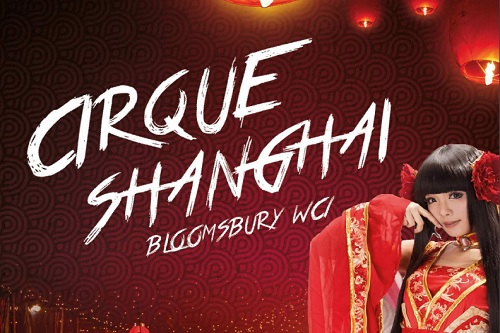 The Cirque Shanghai Christmas Party At Bloomsbury - Best Venues London