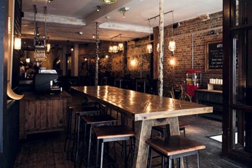 The Barsmith Venue In Central London