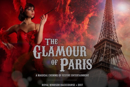 The Glamour of Paris Christmas Party - Best Venues London