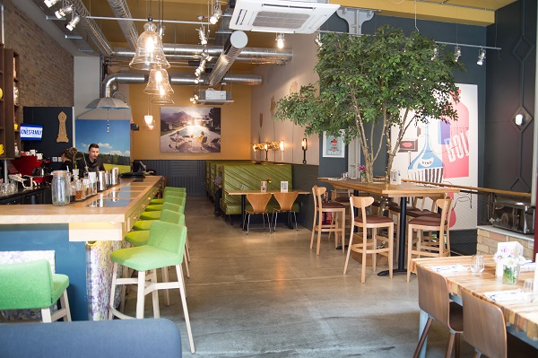 Book The Jones Family Project Restaurant in London - Best Venues London