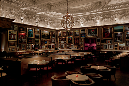 The London EDITION Hotel Private Dining Room
