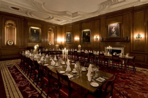 The Parlour at Merchant Taylors Hall