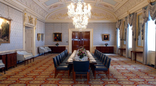The Reception Room At Clothworkers' Hall