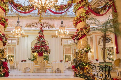The Ritz Christmas Party 2017