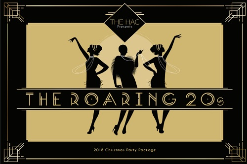 The Roaring 20's Christmas Party - Best Venues London