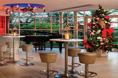 The Roof Garden Christmas Cocktail Parties - Best Venues London