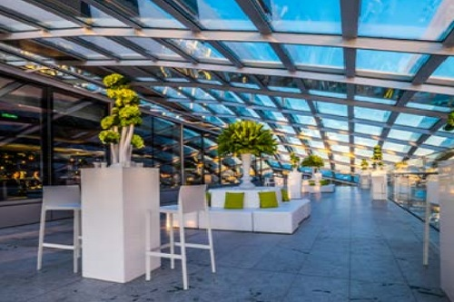 Book The Sky Garden Central London - Best Venues London