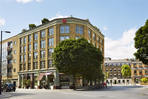 The Zetter Hotel Exterior ©Darren Chung (2)