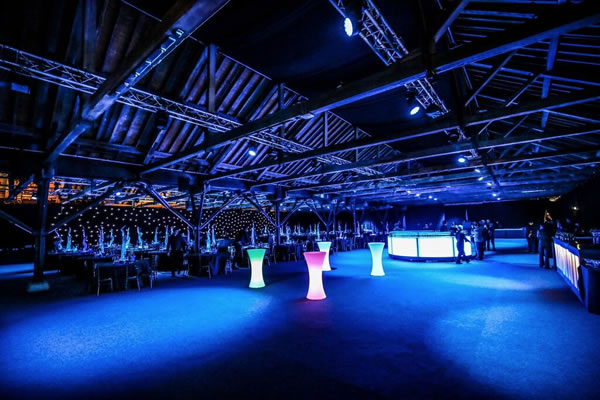 tobacco dock galleries christmas party