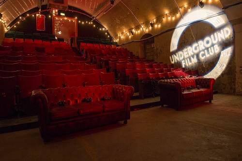Underground Theatre Venue Central London - Best Venues London