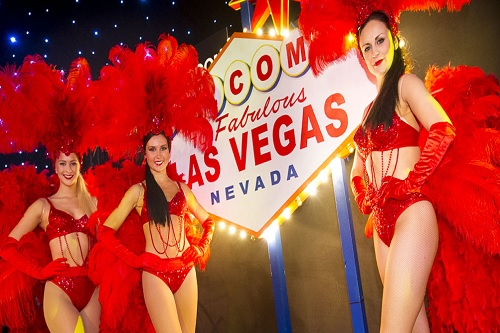 Vegas Christmas Party in London - Best Venues London