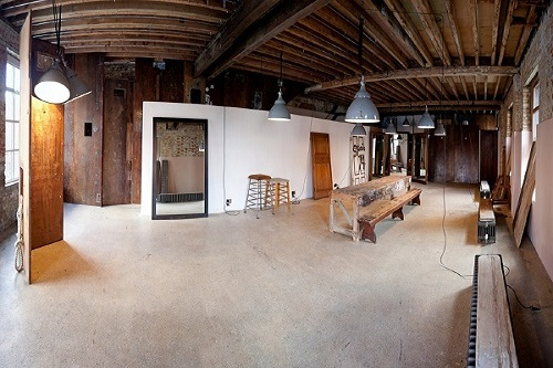 Victorian Period Warehouse For Hire