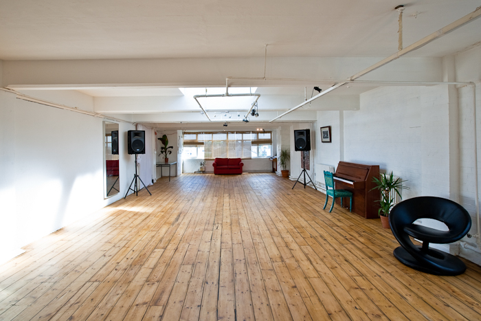 Warehouse Studio | Best Venues London