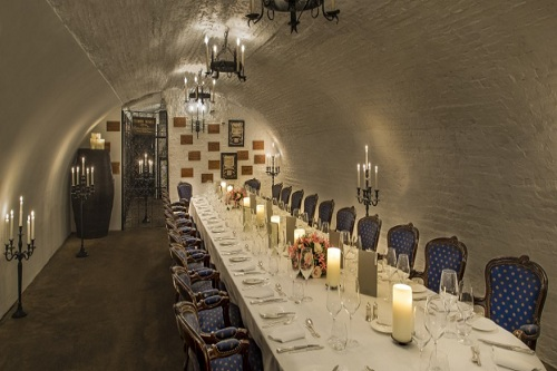 Wine Cellars At The Stafford London