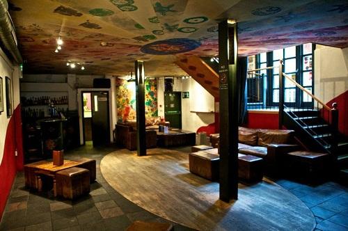 Bar & Kitchen Venue For Hire In Shoreditch