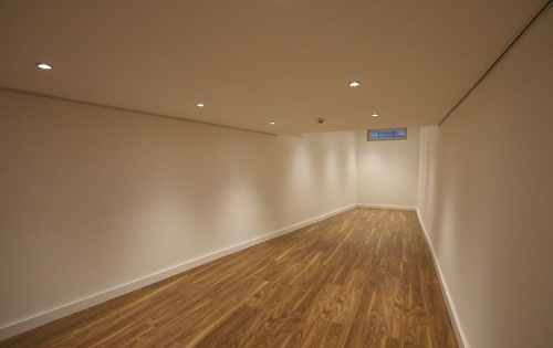 blank canvas space for hire in Camden