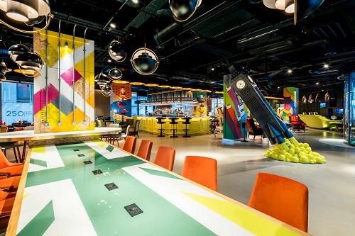 nhow London - Coworking Space London - Best Venues London