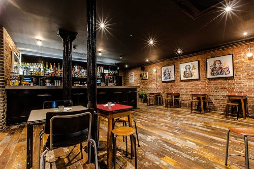 Book The Coin Laundry Retro Bar Venue - Best Venues London