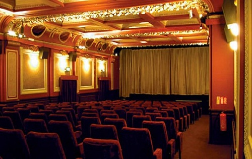 The Coronet Cinema