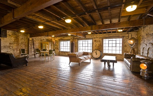 Converted Warehouse Apartments London Rent