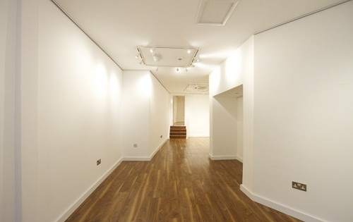 gallery venue for exhibitions