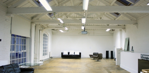 The Garrett East London Venue