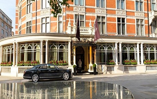 The Connaught Best Venues London