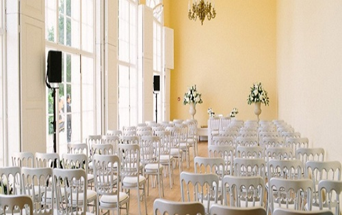 Reception venue in Kenwood House