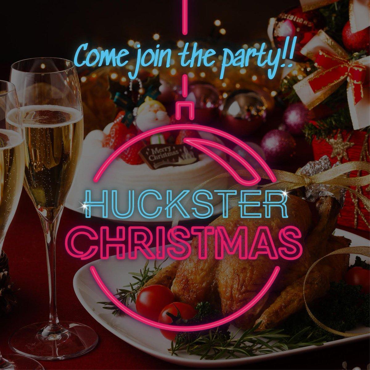huckster christmas