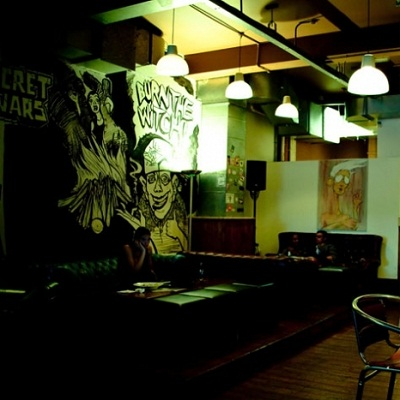 Venue Hire in Shoreditch - Juno