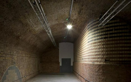 blank canvas venue for parties, exhibitions and events