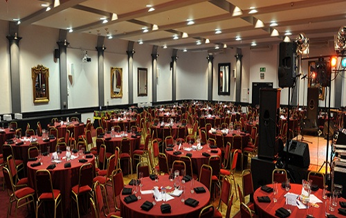 meeting and dinner space for hire