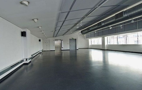 blank canvas venue for hire