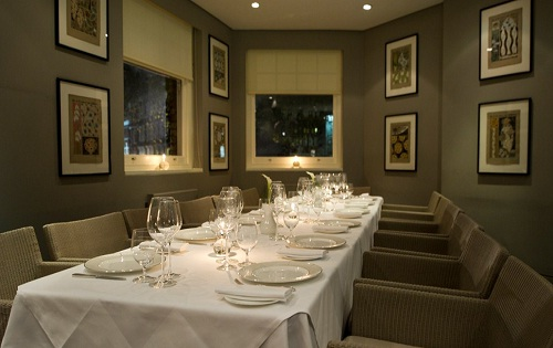Book A Place At The Orrery French Restaurant - Best Venues London