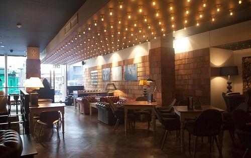 B-soho Restaurant Venue