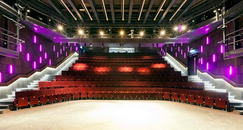 Auditorium space for performances & Conferences in London