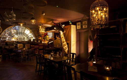 Steam and rye best venues london for Best private dining rooms central london