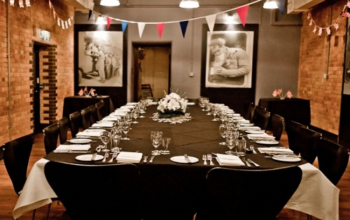 Historical Venue Hire - The Cabinet War Rooms