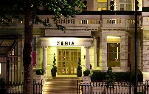 Xenia Hotel venue