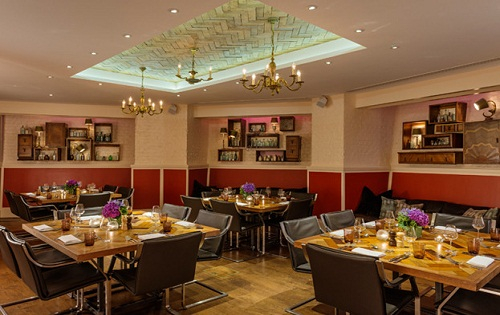 You Can Choose Either To Hire Two Beautifully Designed Private Rooms Or One Spectacular Restaurant In Which Hold Your Event With A Maximum Capacity Of